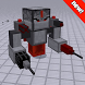 Redstone mechanics by best addons for mcpe
