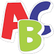 Interactive A B C Learning by Creative Buddies