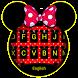 Cute Mickey Theme&Emoji Keyboard by Emoji GIF Maker Fans