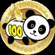 【登録不要】100panda【Vプリカ100円】 by eCapp