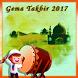 Takbiran idul fitri 2017 - Suara Bedug Takbir by drowranger