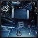 Blue Hercules Keyboard Theme by TouchPal HK