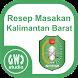 Resep Masakan Kalimantan Barat by GWC Studio
