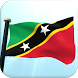 Saint Kitts and Nevis Free by I Like My Country - Flag
