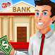 Bank Cashier Manager – Kids Game by Tenlogix Games