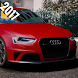 RS4 Simulator Audi 2017 by Candydev
