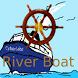 River Boat by cyberlabo