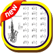 Saxophone Fingering Chart and Chord by DIN STUDIO