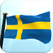 Sweden Flag 3D Free Wallpaper by I Like My Country - Flag