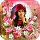 Flower Photo Frame by PhotoFrame Developer