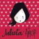 Julieta y el amor: Corazones by ebooks Patagonia