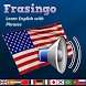 Learn English with Phrases by Frasinapp