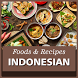 Indonesian Foods & Recipes