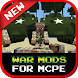 War Mods For MCPE by Sugunya Dev