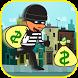 Save Bob Ninja The robber by Brooke Milne