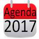 Calendario Laboral 2017 Agenda by DPCproducciones