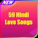 59 Hindi love songs