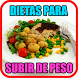 Dietas Para Subir De Peso by DreamZone Apps