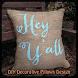 DIY Decorative Pillows Design by Magicoss