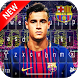 Coutinho FCB Keyboard 2018 by Gd Planner
