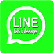 Free LINE Calls & Messages Tip by lancar jaya, inc