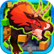 JurassicCraft Survive & Craft by Survival, Explore and Craft Games