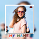 Insta Square - Photo Name LWP