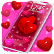 Love Live Wallpaper by 3D HD Moving Live Wallpapers Magic Touch Clocks