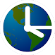 World Time Disk by Liberty Reef Mobile