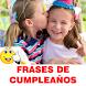 Frases de Feliz Cumpleaños by MasPRO