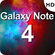 Galaxy Note 4 Wallpapers HD by Social Wox Apps