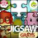 Kids Jigsaw Puzzle : Uwa 01 by Hicca Studios