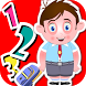 Learning TOM : Writing 1 2 3 by saFUN entertainment