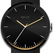 Reflex Watch Face Android Wear by www.iFace.watch