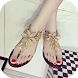 Flat Sandals Ideas by Basukirno