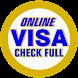 Visa Check Online Full Tutorial by Bejobanget App