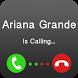 Ariana grande is calling you
