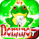 Dominoes King Frog Empire Gems by CASINO TURBO COC SLOTS