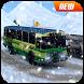 Snow Bus Offroad Driver : Modern Tourist Coach 3D