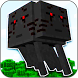3 Headed Ghast MCPE Addon by SaVitSkaya