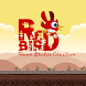 Red Bird by Home Studio Creative