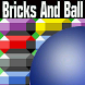 Bricks and Ball by Red Beaver
