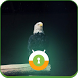 Bald Eagle Wall & Lock by Theme Rocket