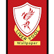 The Reds Wallpaper by HCT Studio