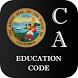 California Education Code by xTremeDots
