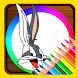 Coloring Book For Looney Tunes by Coloring For Relax