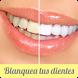 Como blanquear los dientes by Jhonquetapp