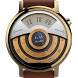 Interactive Rich Watch Face by BoostApp