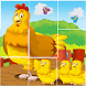 Animals Tile Puzzle For Kids ♥ by SmileDroid