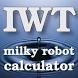 IWT Milk Robot Calculator by HASTWARE.com